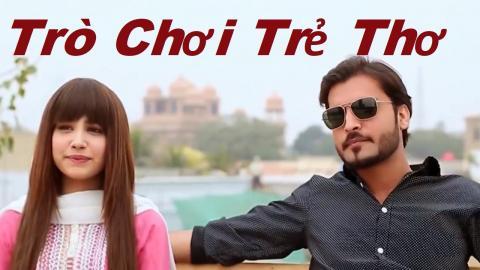 Trò Chơi Trẻ Thơ Tập 6 (Lồng Tiếng vtv9) - Phim Ấn Độ
