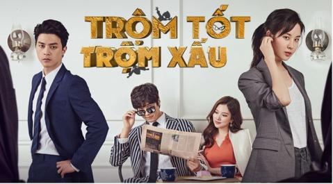 Trộm Tốt Trộm Xấu Tập 64 - Phim Thuyết Minh VTV3