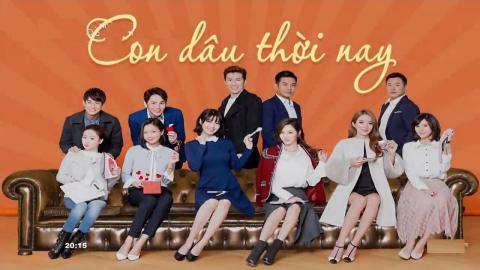 Con Dâu Thời Nay Tập 11 (Lồng Tiếng) - Phim Đài Loan