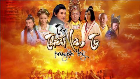 Tân Thiếu Lâm Tự Truyền Kỳ Tập 40 (Lồng Tiếng HTV7) - Phim Hoa Ngữ