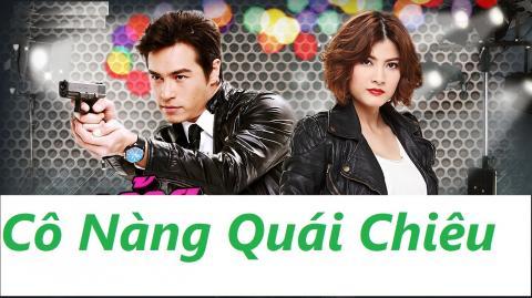 Cô Nàng Quái Chiêu Tập 8 - Phim Thái Lan