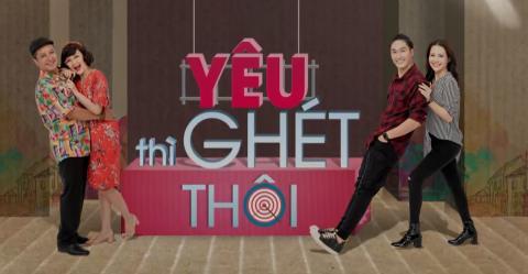 Yêu Thì  Ghét Thôi Tập 13 - Phim Việt Hay - VTV3
