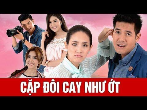 Cặp Đôi Cay Như Ớt Tập 24 - Phim Thái Lan (Hài Hước)