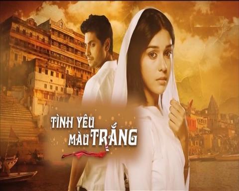 Tình Yêu Màu Trắng Tập 90 (Lồng Tiếng HTV9) - Phim Ấn Độ