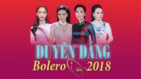 Duyên Dáng Bolero Mùa 1 - Tập 3 (Phần 2/2) - THVL 23/04/2018