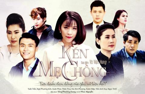 Kén Mẹ Chồng - Tập 15 (Phim Việt Nam HTV9)